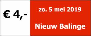 Nieuw-Balinge 2019 - zo